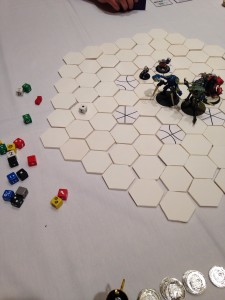 Gladiatron Playtest